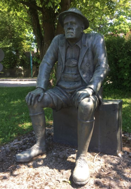 finnischer schriftsteller gestorben 1921